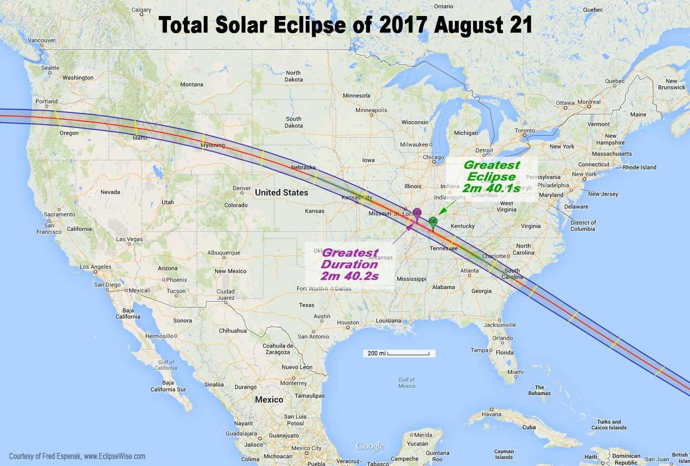 Total Solar Eclipse August 21, 2017 – Three I Design
